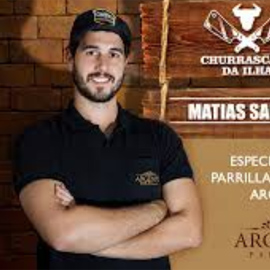 Chef Matias Salem